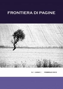 COVER FRONTIERA DI PAGINE N. 1 ANNO 1 - 10.02.2013_Page_1