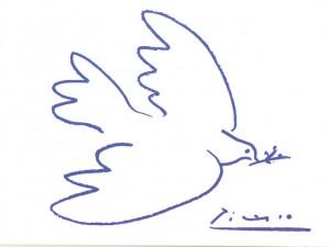 La Colomba della Pace, Picasso, 1949