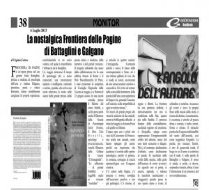 RECENSIONE V. CORTESE-CONTROSENSO 6 7 2013