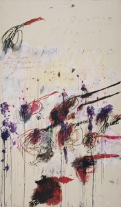 The Four Seasons, Spring, Summer, Autumn and Winter, 1993-1994, Cy Twombly 3