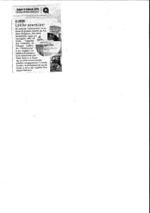 Il Quotidiano della Basilicata 6.02.2016