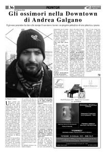 Intervista di Virginia Cortese su Controsenso Basilicata, 20.02.2016
