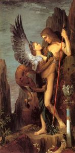 gustave_moreau_-_oedipus_and_the_sphinx_-_wga16201
