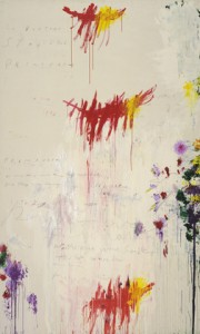 The Four Seasons, Spring, Summer, Autumn and Winter, 1993-1994, Cy Twombly