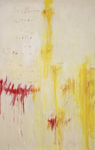 The Four Seasons, Spring, Summer, Autumn and Winter, 1993-1994, Cy Twombly 2