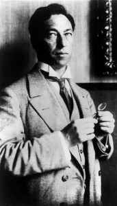 Wassily Kandinsky, vers 1913 /Gabriele Münter /sc